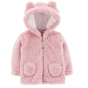 Other - Baby Girls' Sherpa Jacket (Baby)